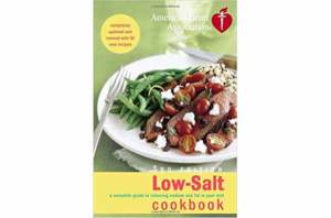 picture of the Cover of AHA cookbook Low-Salt