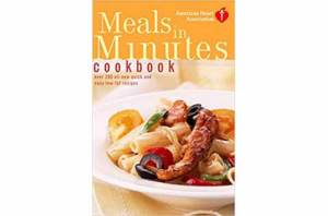 Cover of AHA Meals in Minutes Cookbook