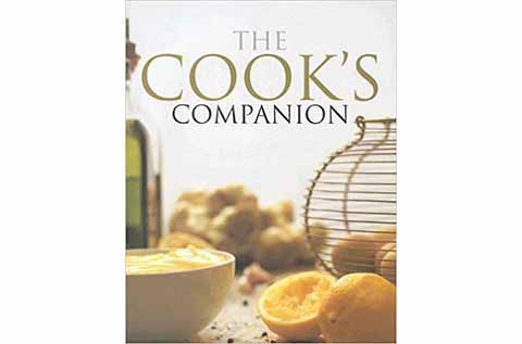 """image of the booklet """"The Cooks Companion"""